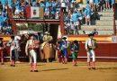 Corrida Toros Fiestas Patronales Cenicientos. Dia 14