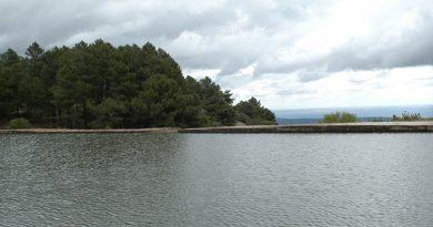 Pantano de Las Albercas